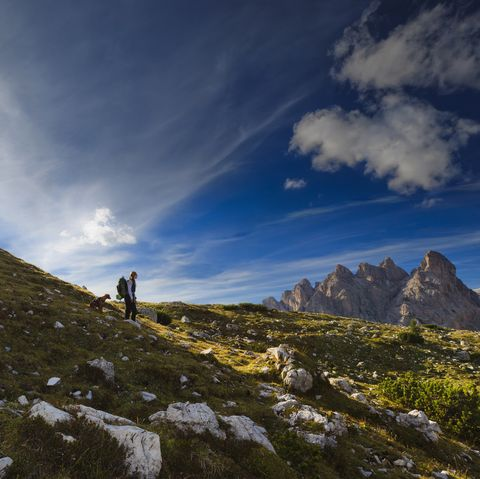 Best walking holiday destinations in Italy