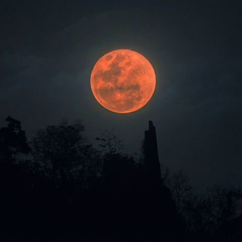 blood moon name meaning - photo #38