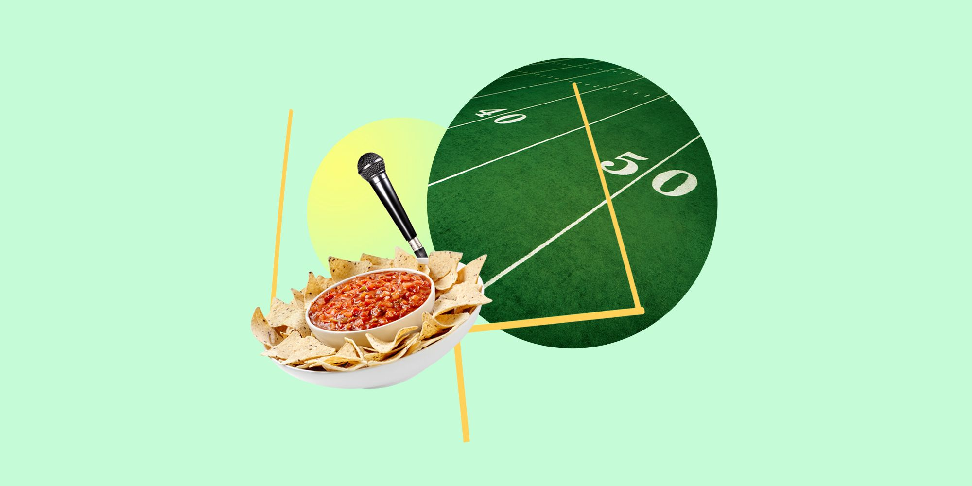 13 Super Bowl Party Ideas to Help You Pretend You're a Sports Person
