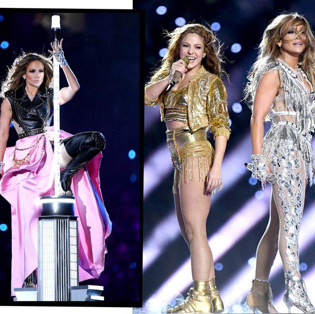Jennifer Lopez - Shakira Super Bowl