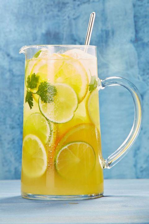 Cinco De Mayo Drinks -Citrusy White Sangria Margarita