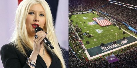 7 Controversial Super Bowl National Anthem Performances Super Bowl Controversy