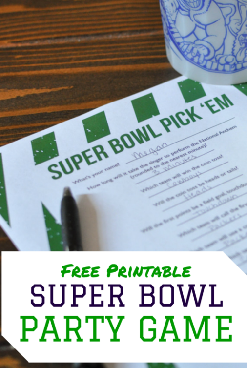 15 Best Super Bowl Party Games Fun Activities For Super Bowl Sunday