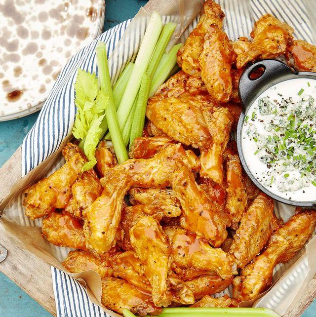 super bowl recipes wings