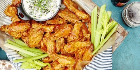 Super Bowl Snacks Wings