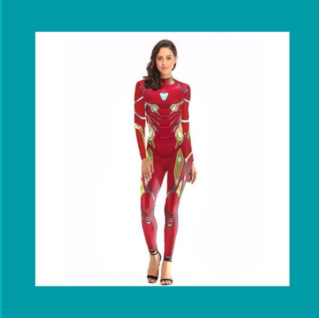 24 Superhero Costumes For Women Female Superhero Costume Ideas