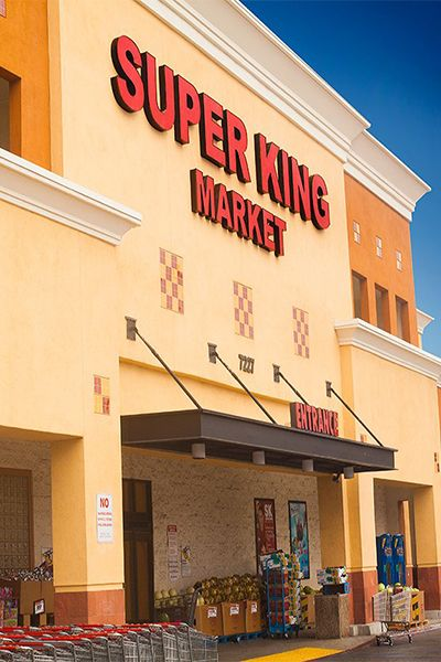 Stores Open on Christmas - Super King Market