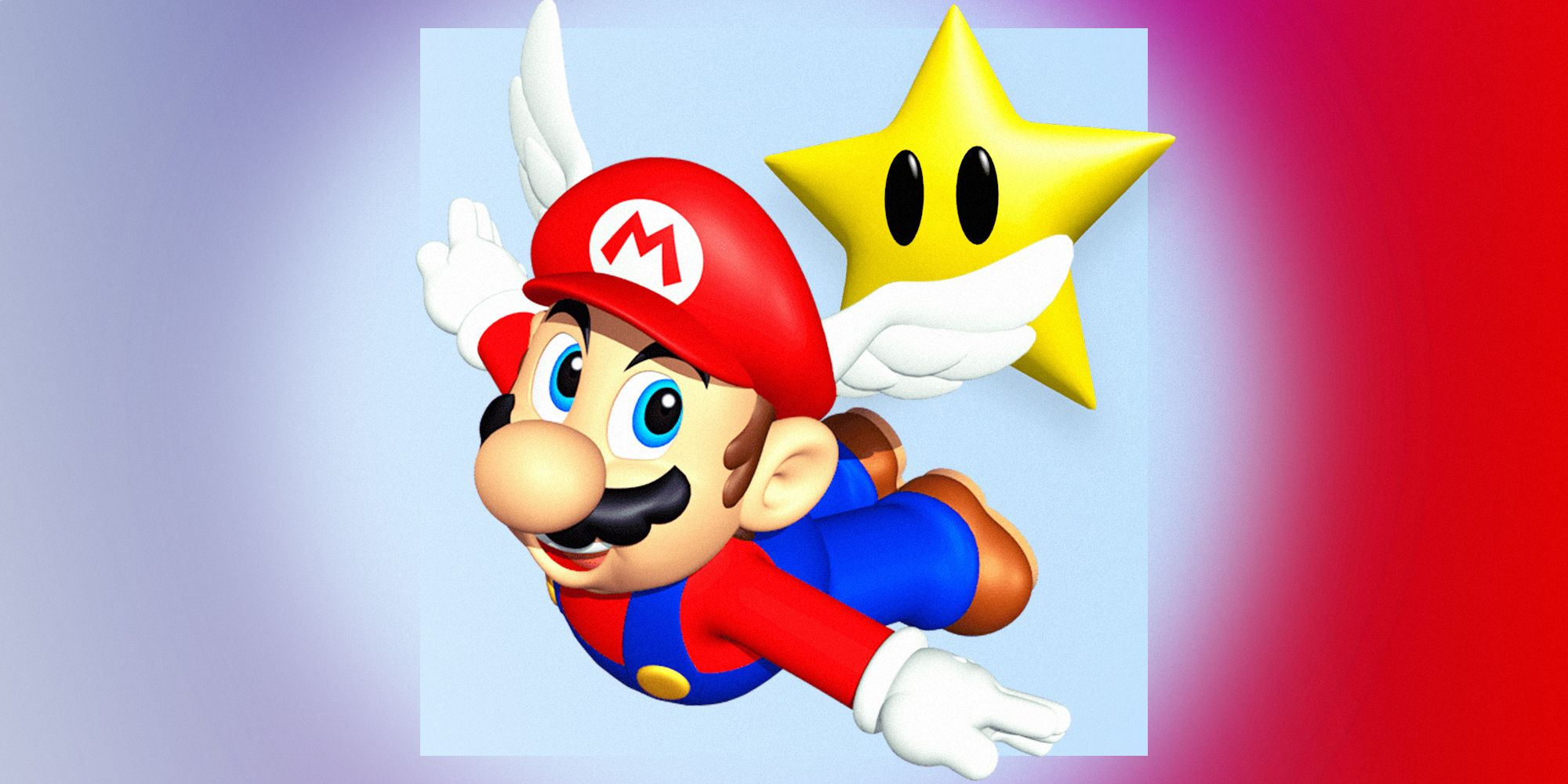 Super Mario 64 Is Nintendo's All-Time Greatest Game. It's Also Its Creepiest.