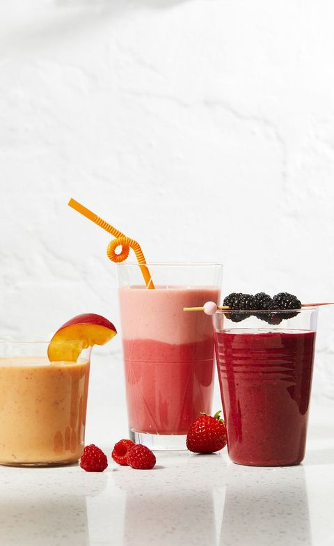 super-simple summer smoothies