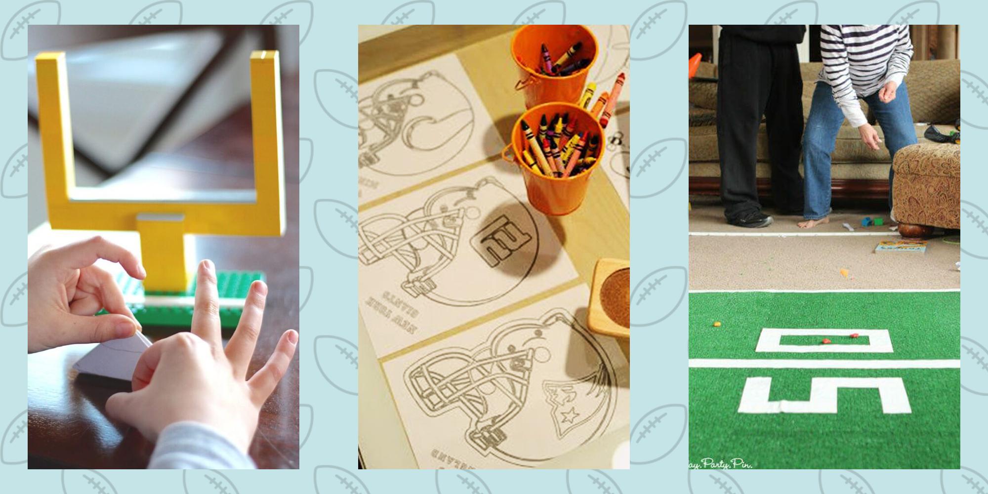 photo about Bowl Pick Em Printable Sheet titled 15 Simplest Tremendous Bowl Social gathering Video games - Enjoyment Routines for Tremendous