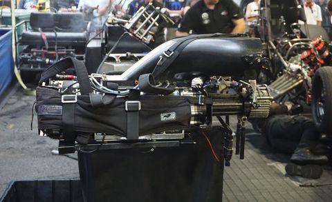 Dodge Charger SRT Hellcat Funny Car