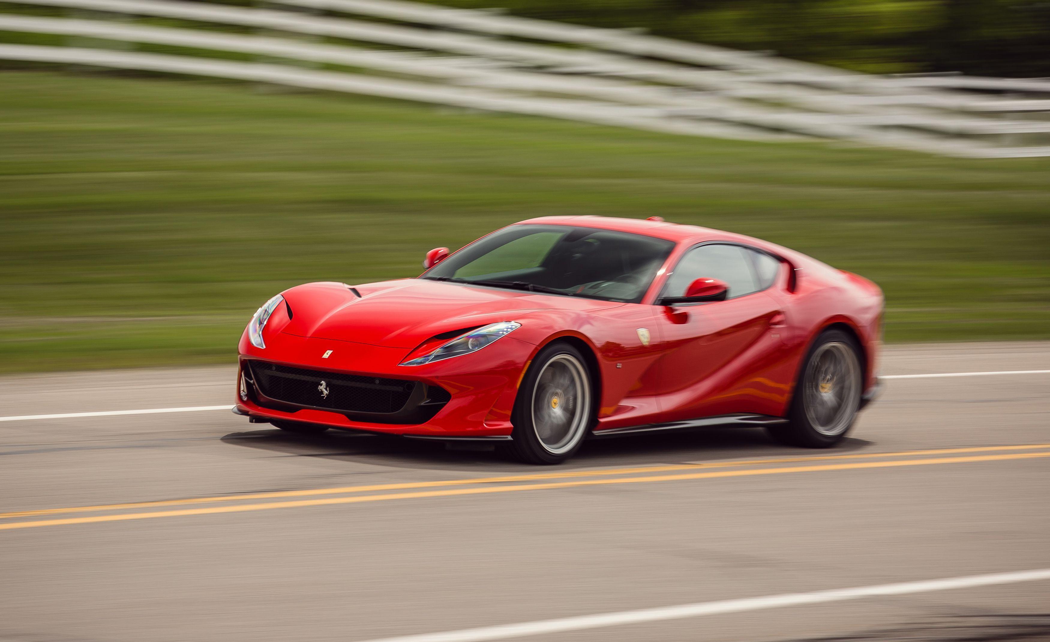 New Ferrari Cars