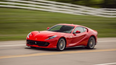 New Ferrari Cars Models And Prices Car Driver