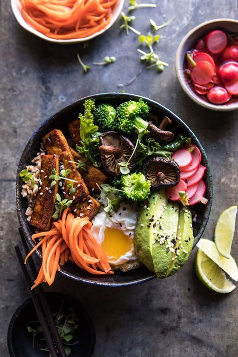 Superfood Tofu Bibimbap