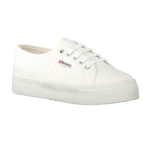superga cuto witte sneakers