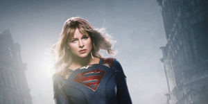 Supergirl season 5 new costume: Melissa Benoist