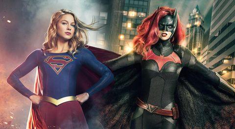 Supergirl Batwoman estreno hbo