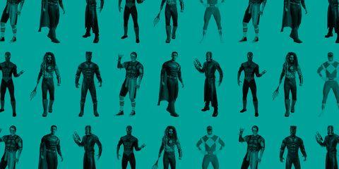 superhero costumes best 2018
