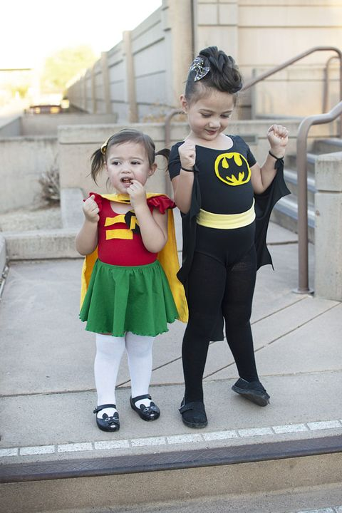 35 Best Superhero Costumes Diy Superhero Halloween Costume