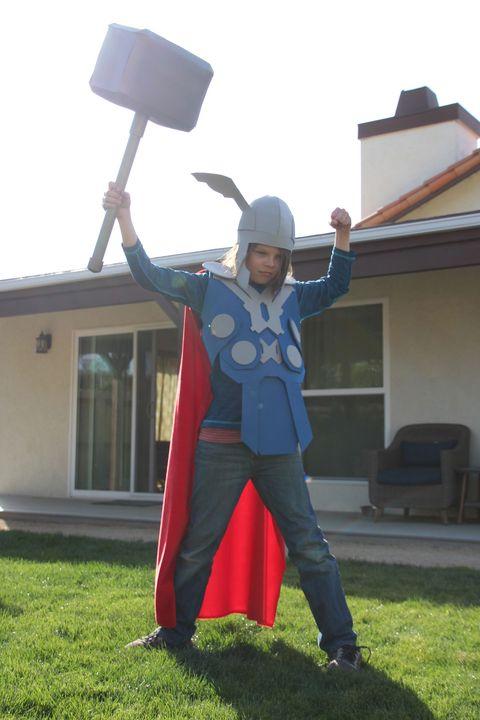 superhero costumes thor