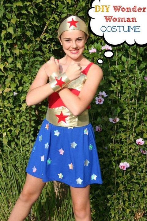 superhero costumes wonder woman