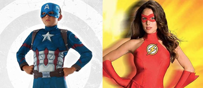 30 Best Superhero Halloween Costumes Cool 2019 Superhero