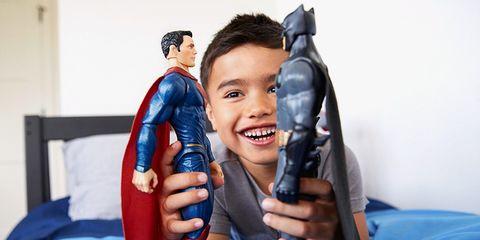 superhero toys kids best 2018