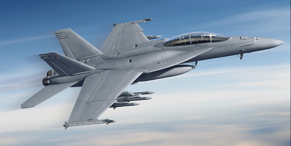 The F/A-18 Super Hornet Is About to Fly Farther Than Ever Before