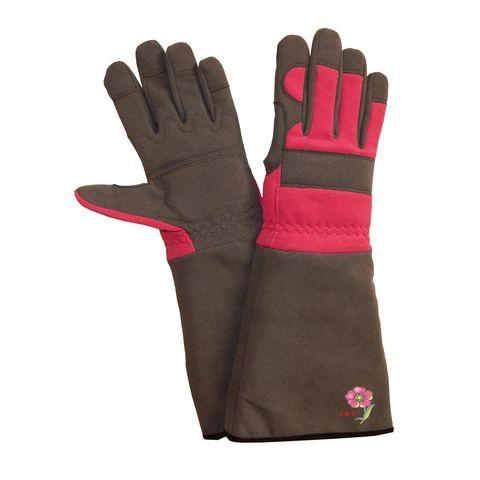 gants de jardin rose supérieur