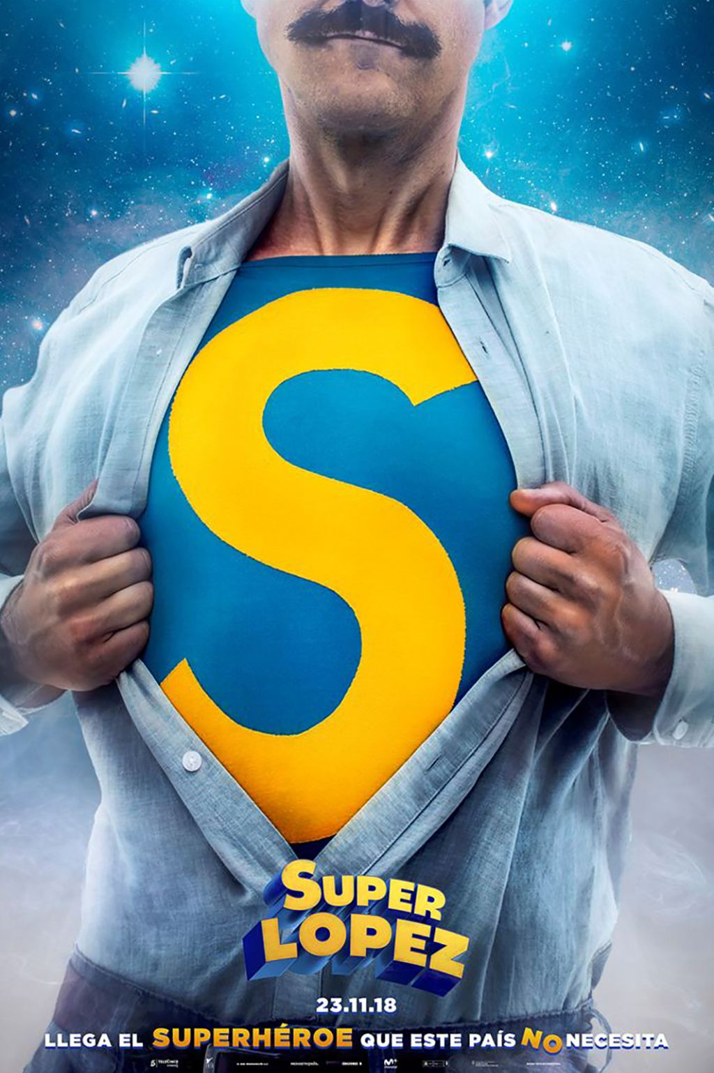 Superlópez póster