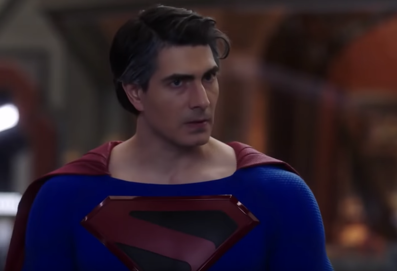 Crisis on Infinite Earths stars bonded over their disappointing Superman movies