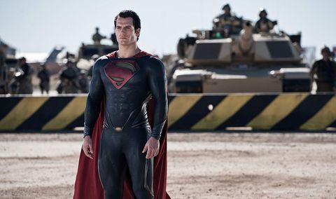 Superman (2013) Henry Cavill
