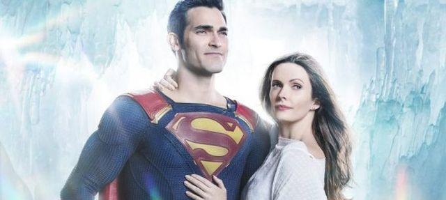tyler hoechlin estrena el nuevo traje de superman en la serie superman  lois