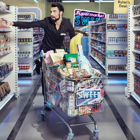 Supermarket Sweep: Rylan