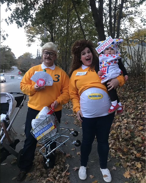 supermarket sweep halloween costume