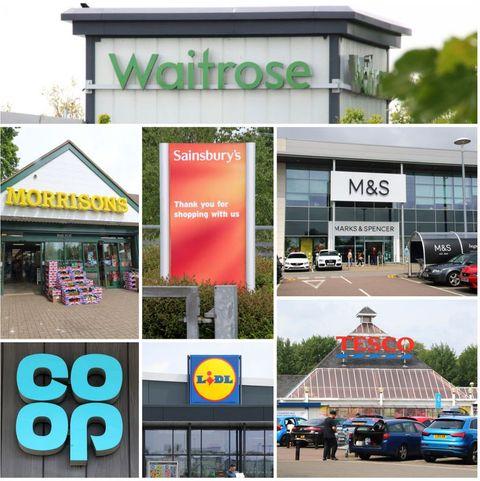 supermarket opening times coronavirus