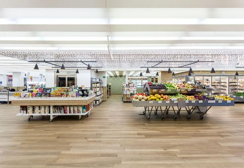 The Architect's Supermarket in Athens