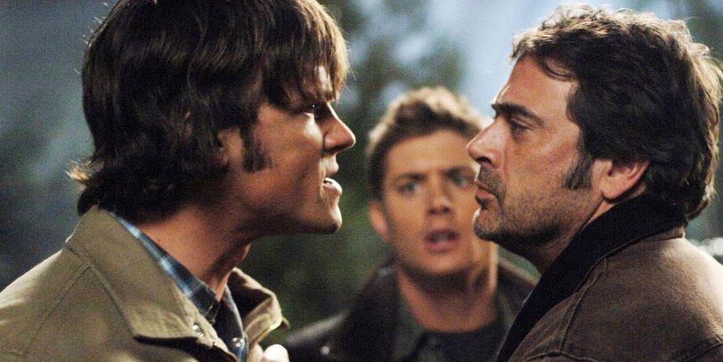 Supernatural, Jeffrey Dean Morgan, Jensen Ackles, Jared Padalecki