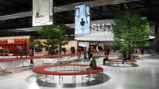 salone del mobile 2021 supersalone