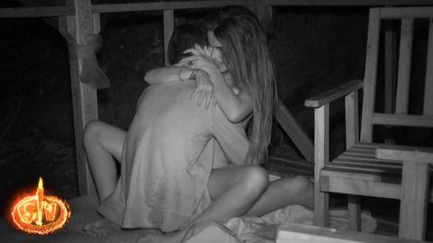 la noche de sexo entre fabio y violeta