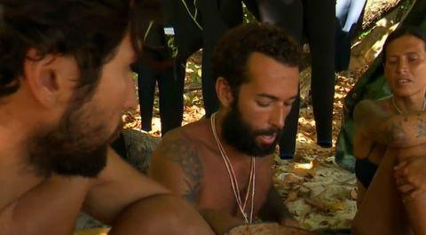 los supervivientes comparten confidencias sobre el clan pantoja