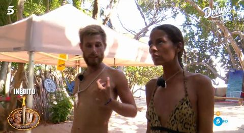 melyssa y tom hacen las paces
