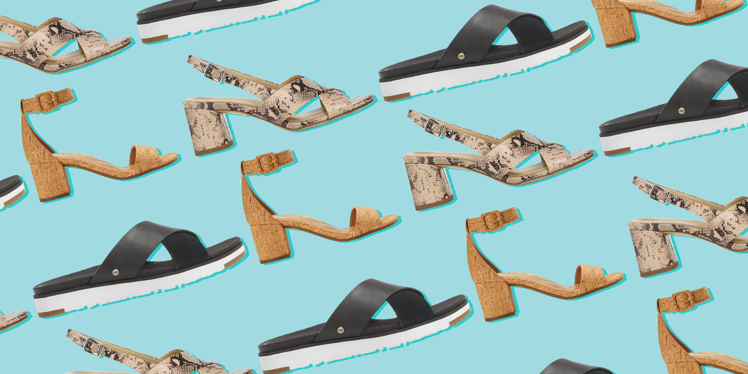 12 Supportive Sandals That Won't Cause