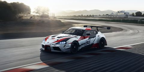 The Toyota Supra Is Back