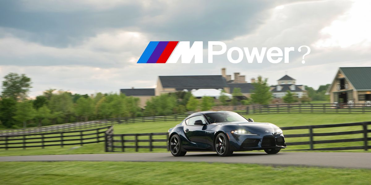 Toyota Supra Could Get 510-hp From BMW's M3 Engine
