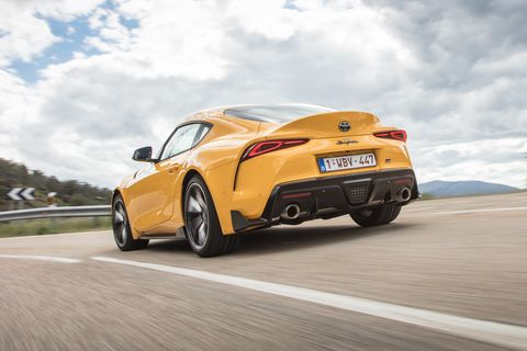 Toyota Tuner Thinks the New Supra's Stock Crank Is Good for