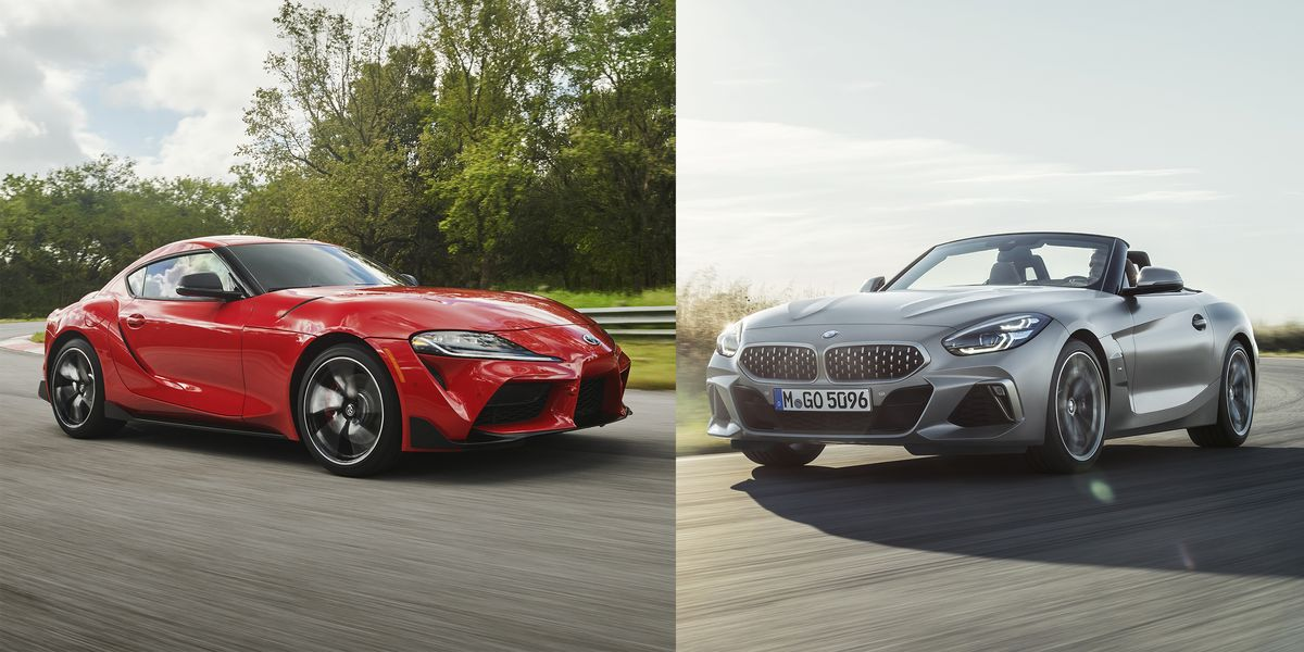 Why The Toyota Supra Makes Less Power Than The Bmw Z4