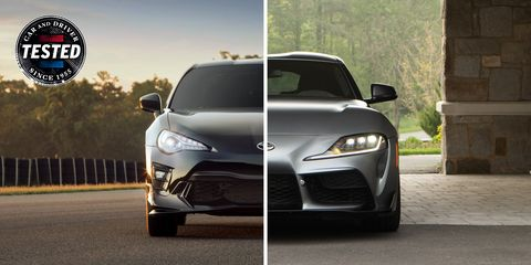 No, Toyota, the Supra's Center of Gravity Is Not Lower Than the 86's