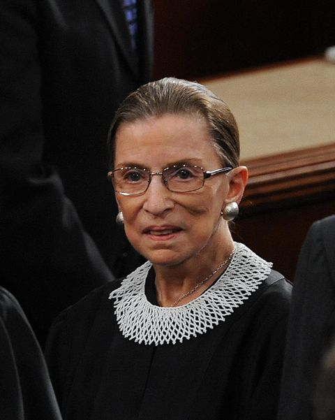 us supreme court associate justice ruth