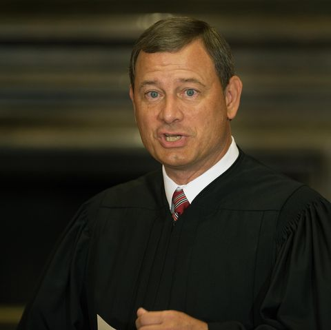 US Supreme Court by Chief Justice John G